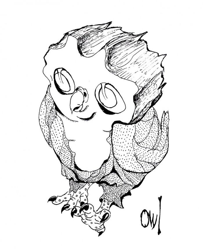 Owl Strut