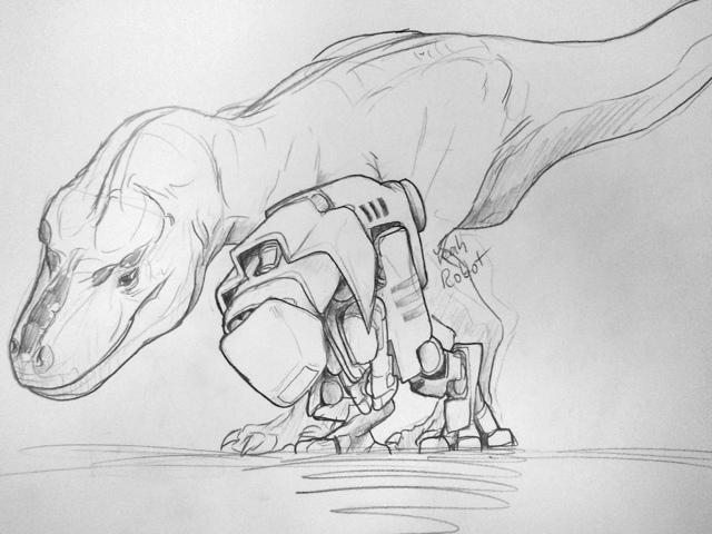 100% more dinosaur
