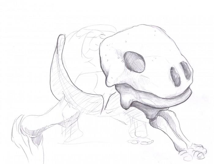 Permian Sketch