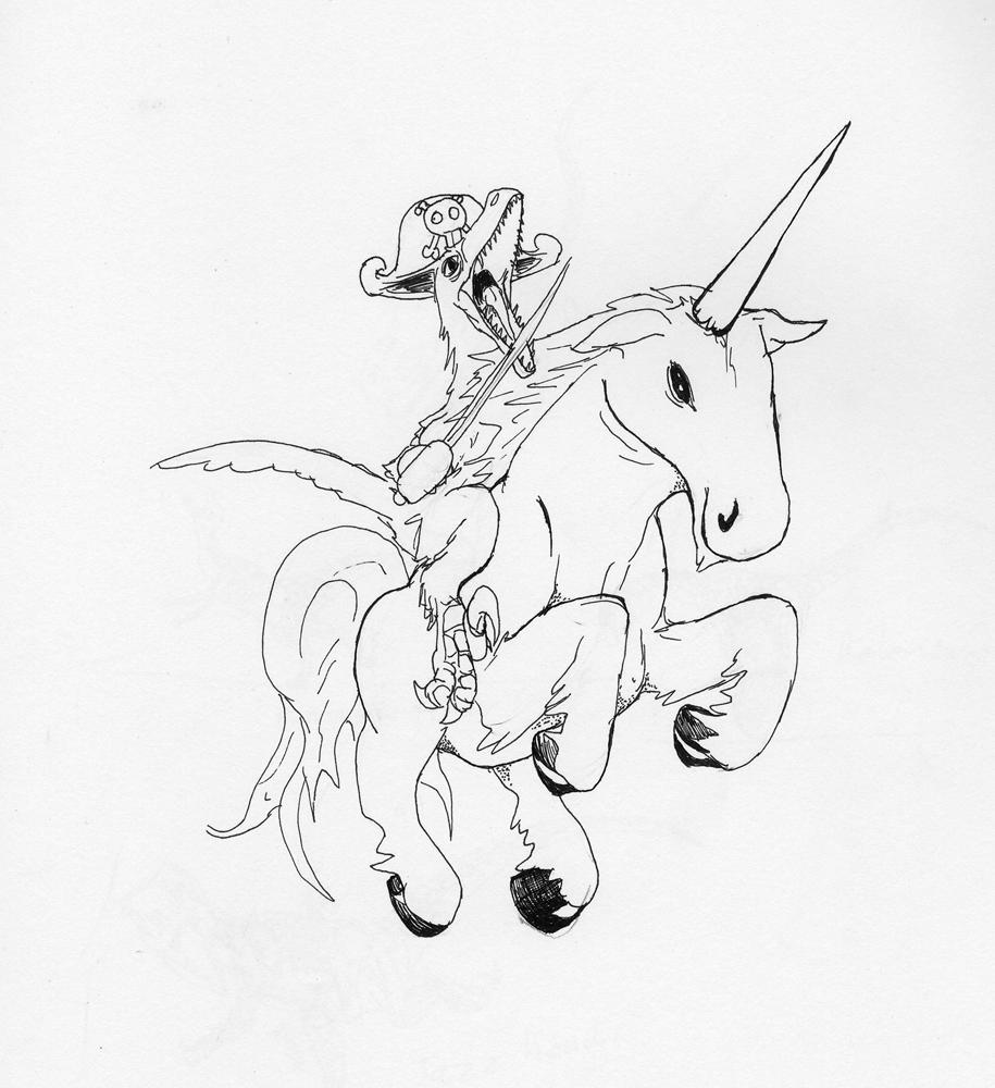 Unicorn Cavalry