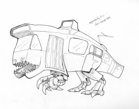 Tramasaurus